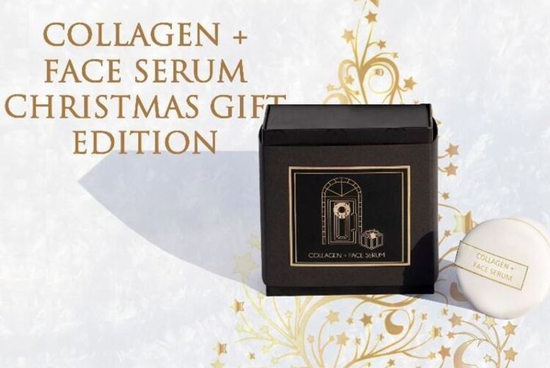 Image of £12 instead of £115 for a collagen+ Christmas gift edition from Absolute Skincare Ltd (Trading as Salon Beauty Store) - save 90%