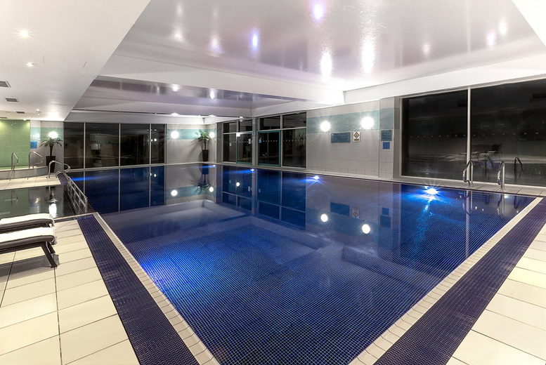 Image of A 4* Marlow, Buckinghamshire stay for two people at Crowne Plaza Marlow with two-course dinner, spa access, breakfast, chocolate truffles and 12pm late check out. An overnight stay for £129, or a two-night break for £199 - save up to 42%