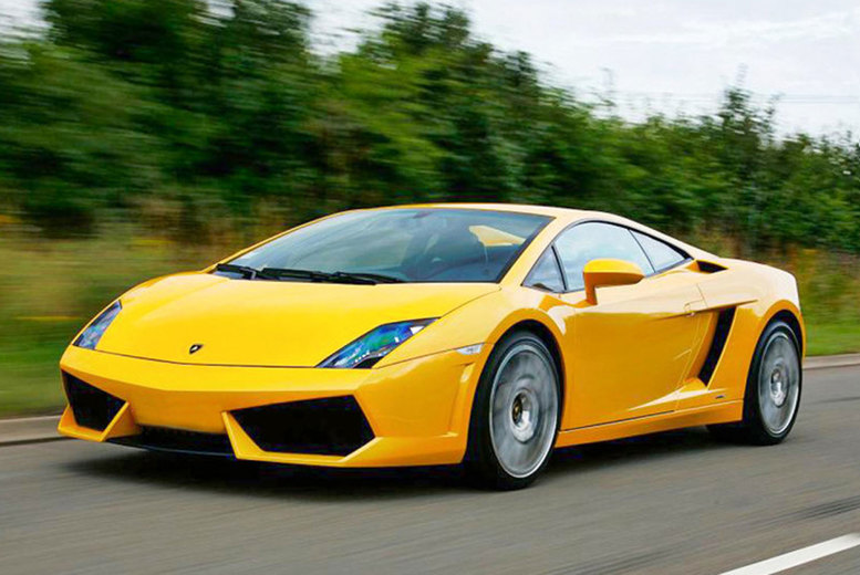 Image of £149 instead of £594 for an 18-mile Ferrari 360 or California Lamborghini Gallardo driving experience for one person at Car Chase Heroes - choose from 15 locations and save 75%