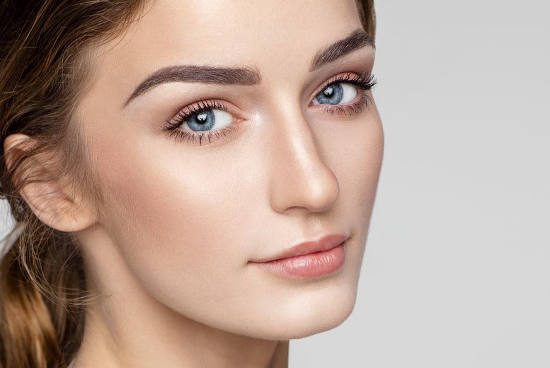 Image of £59 for a semi-permanent eyebrow microblading treatment at Glamour Mexbrough