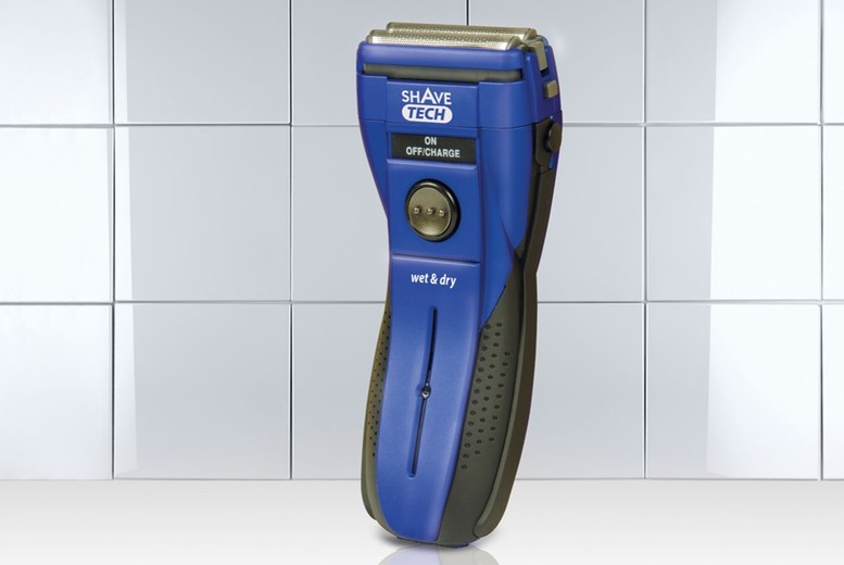 Image of £18.99 instead of £49.99 for a rechargeable foil shaver from BVG - save 62%