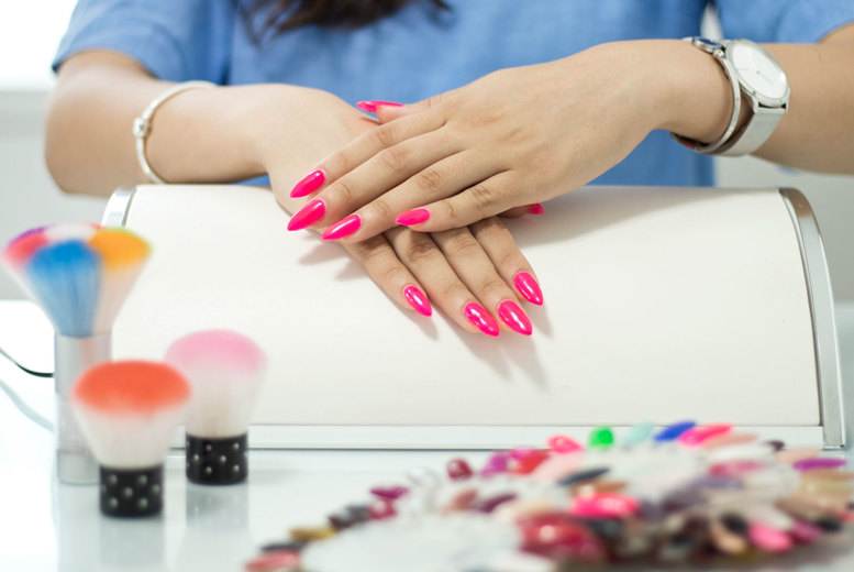 Image of £9 for an online nail technician diploma from Janets Quality Education for All
