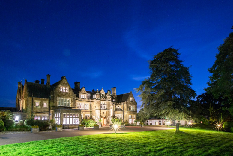 Image of A Surrey stay at Hartsfield Manor for two people with breakfast, three-course dining and late checkout. From £79 for one night, from £179 for two nights or from £269 for three nights - save up to 52%