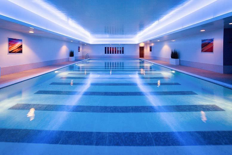 Image of £49 instead of £110 for a Fire & Ice thermal spa experience for one person with two treatments and a £10 Decleor retail voucher at Mercure Sheffield St Pauls Hotel & Spa - save 55%
