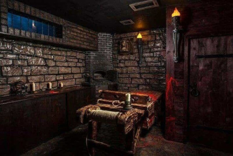 Image of From £69 for a choice of escape room for up to six people at London Escaped, London – save up to 48%