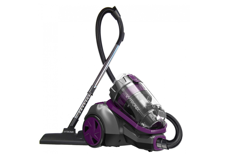 Image of £49.99 instead of £99.99 for a Vytronix cyclonic 3L bagless pet vacuum cleaner from Direct Vacuums - save 50%