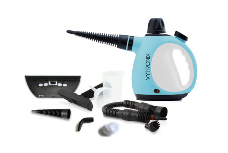 Image of £21.99 instead of £79.99 for a Vytronix® multi-purpose handheld steamer from Direct Vacuums - save 73%