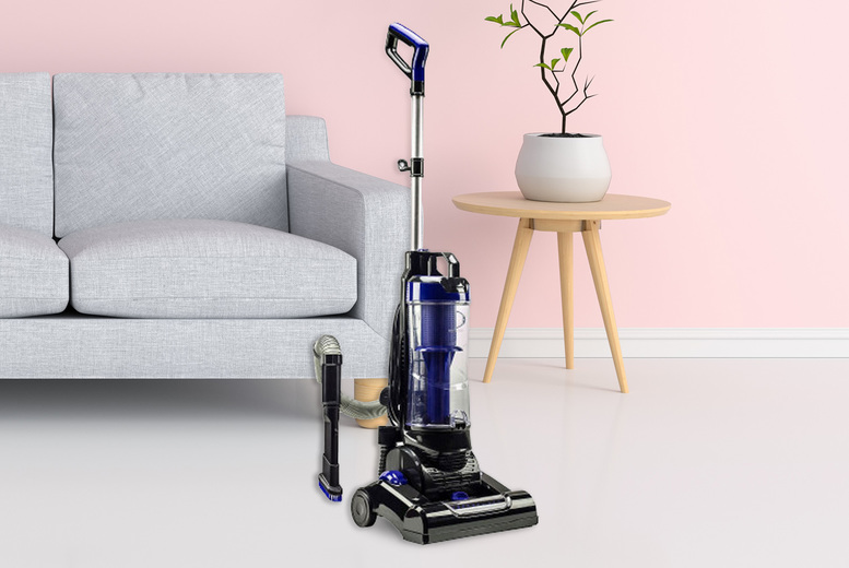Image of £49 instead of £119.99 for a Vytronix® bagless upright vacuum cleaner from Direct Vacuums - save 59%