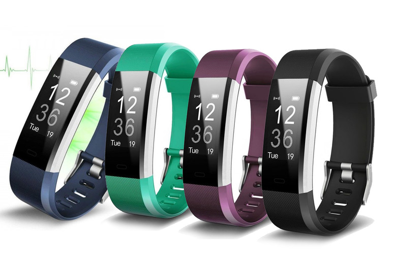 Image of £24.99 for a VeryFit ID115 Plus smart watch from Hey4Beauty
