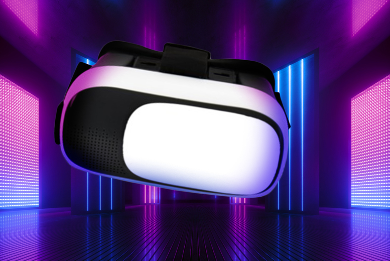 Image of £9.99 instead of £29.99 for a VR headset from Cufflinks Gift Hub - save 67%