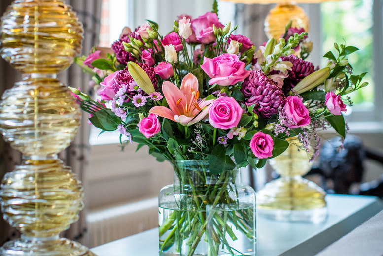 Image of £4 for 50% off at Flowers By Flourish - Nationwide delivery!