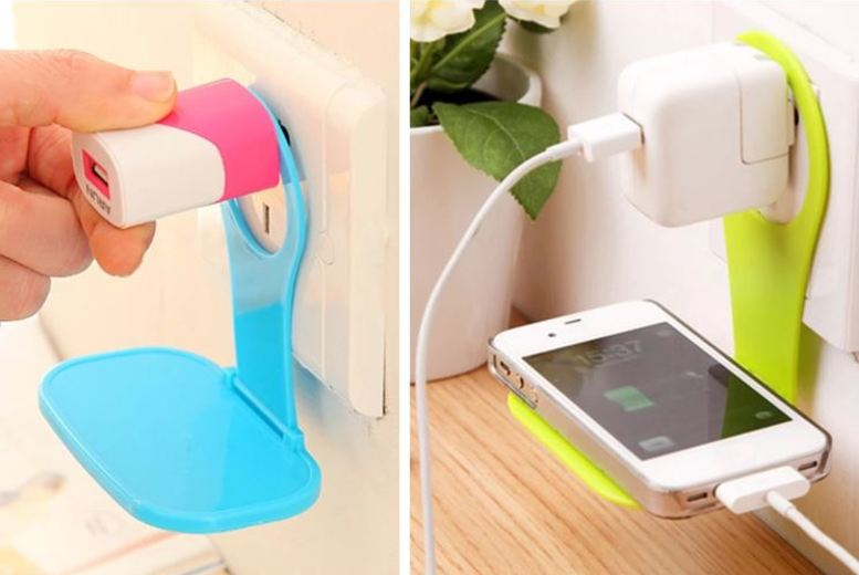 Image of From £3.99 for a Folding Mobile Phone Charging Stand from SecretStorz - save up to 80%