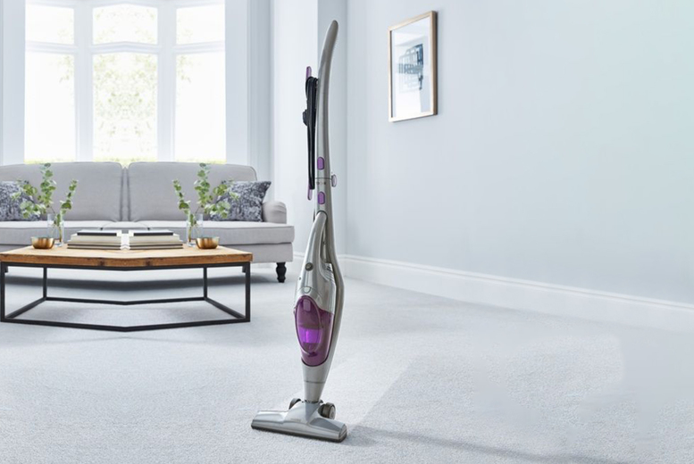 Image of £36.99 for a 2-in-1 tower XSV50 Corded Stick vacuum from J&Y Distribution