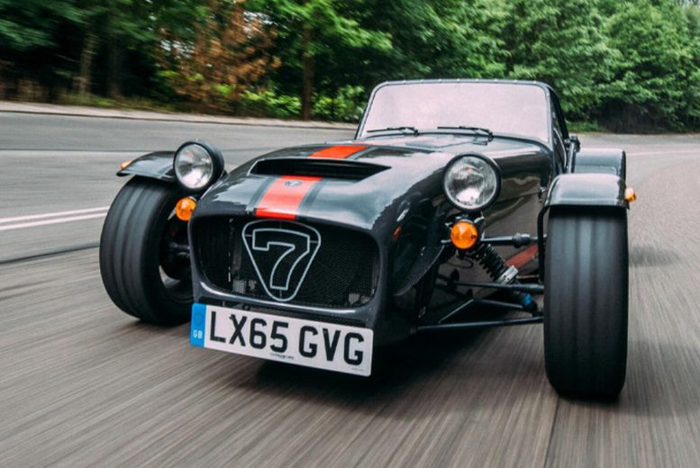 Image of £19 instead of £99 for a three-mile driving experience for one person in a Mini Cooper S, MK1 Escort RS or Caterham at Car Chase Heroes - choose from 16 locations, three different cars and save 81%
