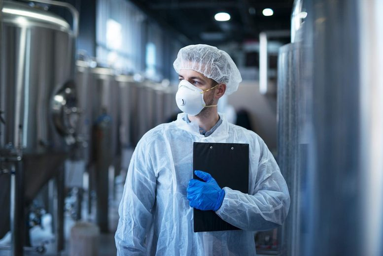 Image of £9 for a 'Control of Substances Hazardous to Health (COSHH)' online course from Acudemy