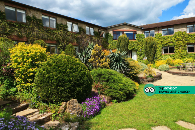 Image of A Bath stay at Best Western Plus Centurion Hotel for two people with breakfast, two-course dinner, a glass of Prosecco each, spa access and late checkout. From £129 for two nights, or from £149 for three nights - save up to 59%
