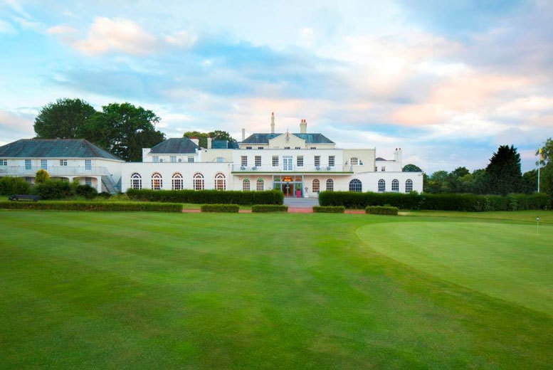 Image of A Weston-under-Redcastle, Shrewsbury stay at Hawkstone Park Hotel for two people with three-course dinner and breakfast. £99 for an overnight stay - save up to 34%
