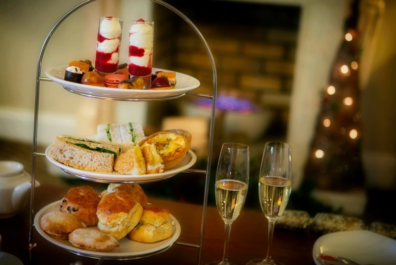 Image of £24 for a sparkling afternoon tea for two people at Best Western Plus Centurion Hotel, Bath with a glass of Prosecco each!