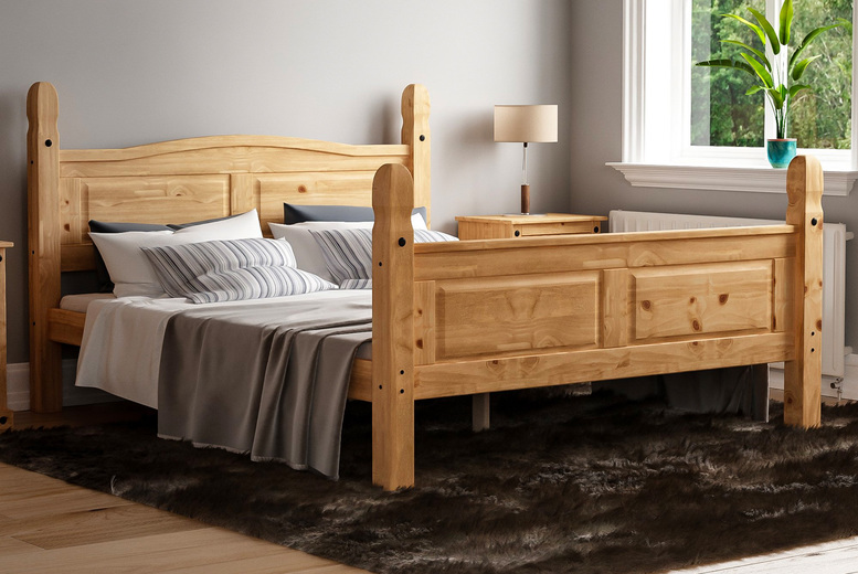 Image of From £109 instead of £167.99 for a low or high foot-end bed from Home Discount - save up to 35%