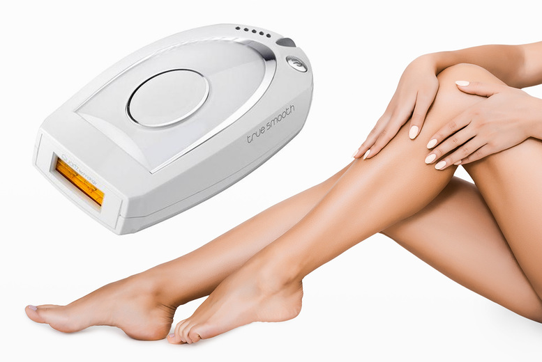 Image of £24.99 instead of £160 for a BaByliss 8875U IPL hair removal system from Spire Tech - save 84.38%
