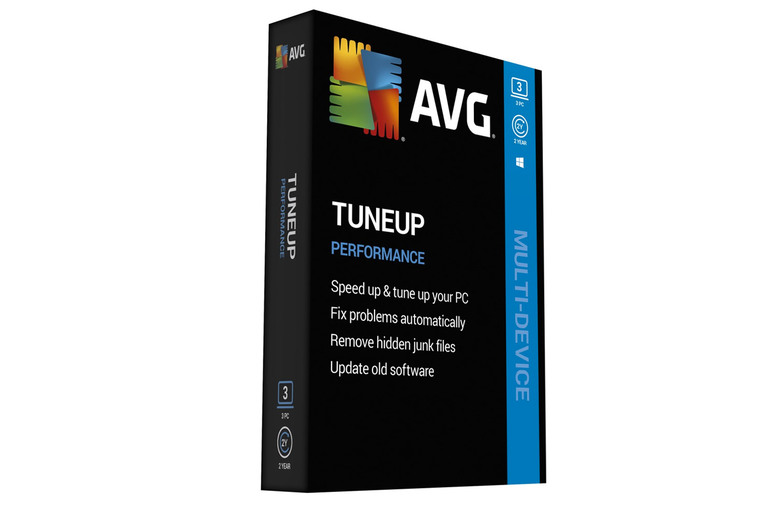 Image of £8.95 instead of £34.99 for one year of AVG PC TuneUp on up to three PCs, or £13.99 for two years from Download Buyer - save up to 74%