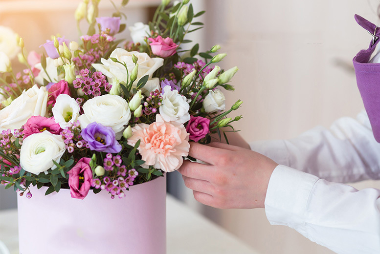Image of £3 for a 50% discount from Flowers Delivery 4U - treat a special someone to a beautiful gift!