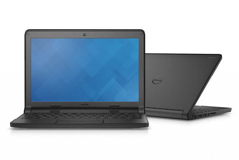 Image of £199 for a refurbished Dell Chromebook 3210 from Renewed Computers!