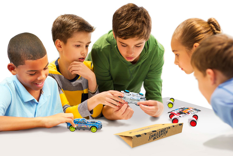 Image of £7.99 for a Hot Wheels Maker Kitz craft set from Bladez Toyz!
