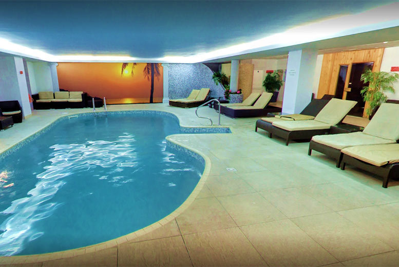 Image of £29 instead of £77.90 for a spa day for two people at the Best Western Diplomat Hotel, Llanelli including access to facilities and an afternoon tea with a glass of bubbly each - save up to 63%