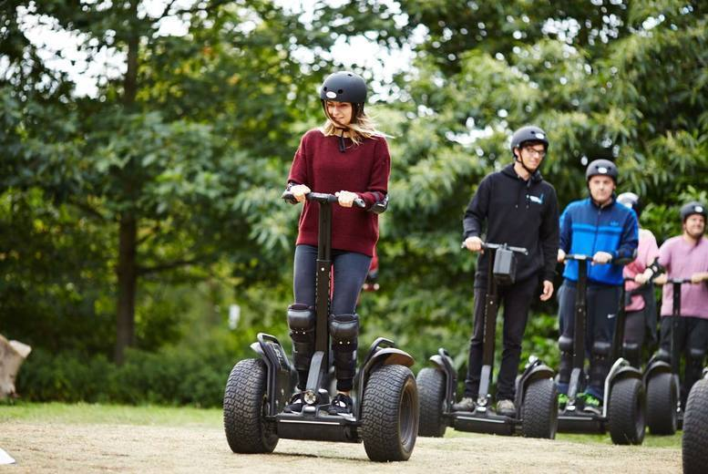 Image of From £19 for a one-hour Segway Thrill experience for two people with Segway Events - choose from 15 locations and save up to 62%