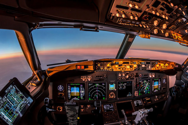 Image of From £29 for a Boeing 737 flight simulator experience at Britannia Flight Simulator, Barnsley - choose from four flight options and save up to 57%