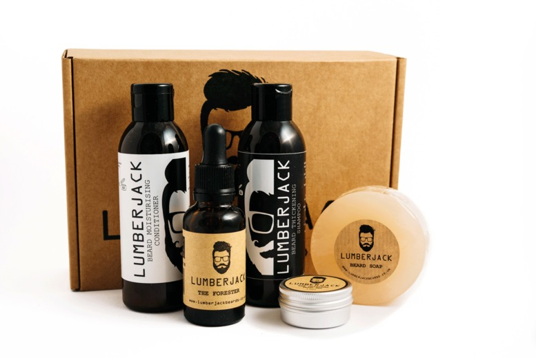 Image of £22 instead of £44.99 for a Tame the Timberbeast beard care set from Lumberjack Beards - save 51%