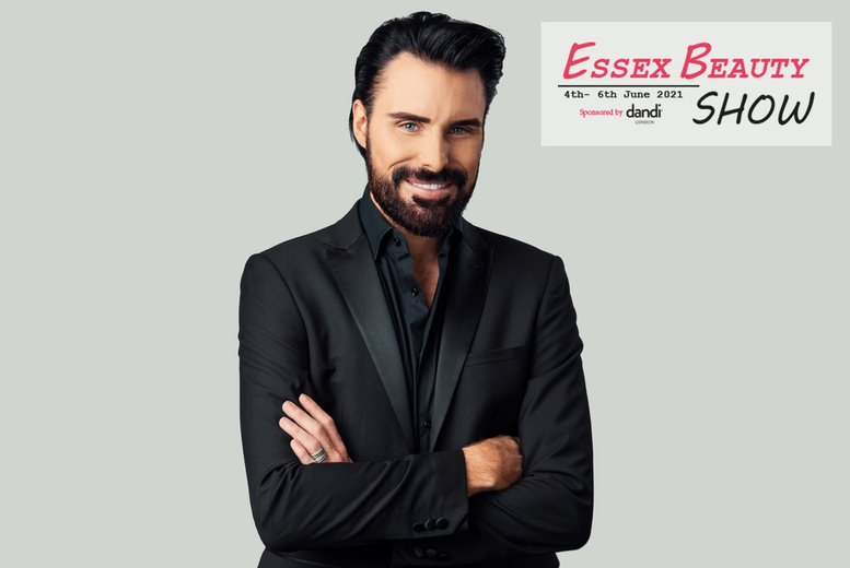 Image of £9 instead of £16.50 for a one-day ticket to Essex Beauty Show 2021 between 4th-6th Jun 2021 - celebrate all things beauty, shop till you drop, meet Essex celebs, and save 45%