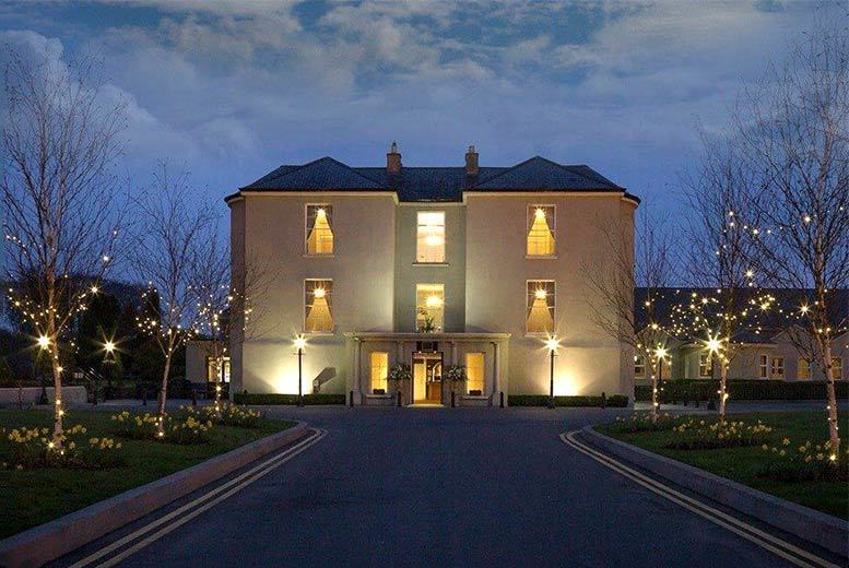 Image of A Birr, County Offaly stay at 4* County Arms Hotel for two people with a main course and one glass of Prosecco each, breakfast and 1pm late check out. From £89 for an overnight stay, or from £149 for two nights with dinner on one night - save up to 44%
