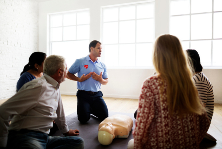 Image of £9 instead of £199 for an online emergency first aid course from Harley Oxford - save 95%