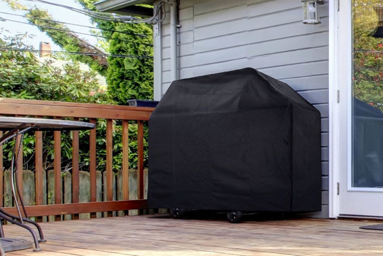 Image of £12.99 for a BBQ grill cover in small, medium, large or extra-large from VendinPlus!