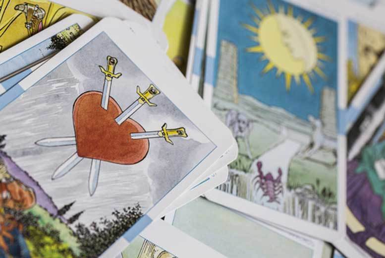 Image of £19 for a full clairvoyant email reading with a 12 month forecast from Spiritual Events