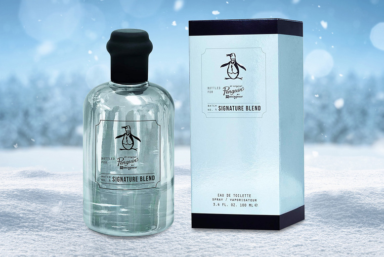 Image of £14.99 for a Penguin signature or original blend EDT from Beauty Scent - save 74%