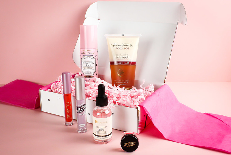 Image of £4 for 50% Off Single Beauty Box from Beguile Beauty Box