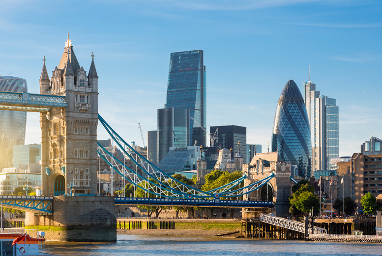 Image of A mystery 4* London Islington stay for two people with breakfast and one welcome drink each. From £159 for two nights - save up to 47%