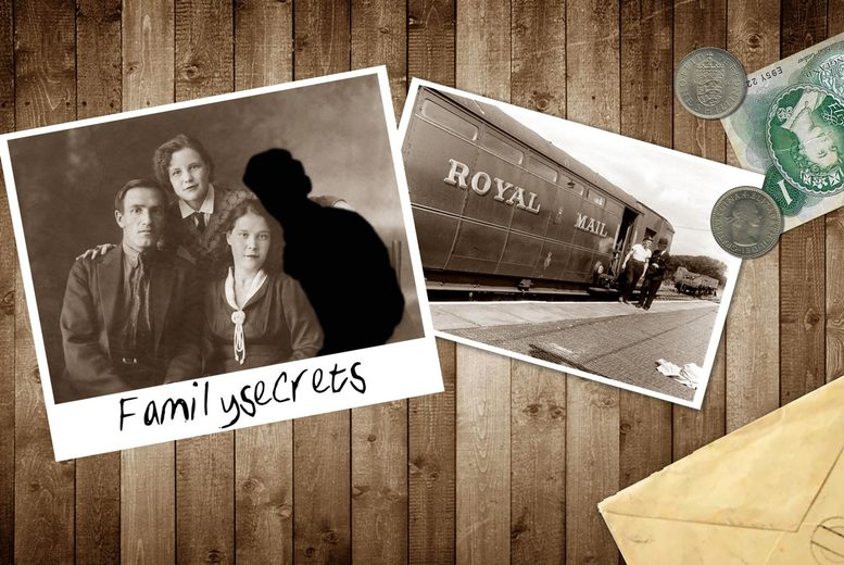 Image of £7.99 for an online escape room experience from Family Secrets - save 60%