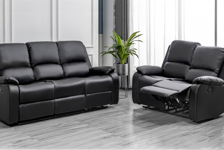 Image of From £189 for an armchair recliner sofa in grey or black from Dreams Outdoors!