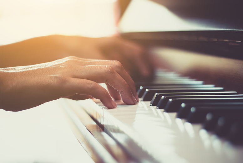 Image of £14 instead of £299 for a 'learn how to play piano' online course from Contempo Learning - save 95%