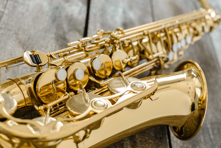 Image of £9 instead of £299 for a 'learn how to play saxophone' online course from Contempo Learning - save 97%