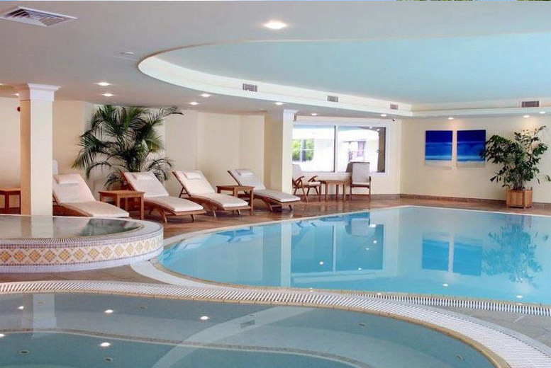 Image of £24 instead of £50 for an afternoon tea for two people at Hustyns Hotel & Spa, Cornwall including 90-minutes leisure facility access. £29 to include a glass of Prosecco each - save up to 52%