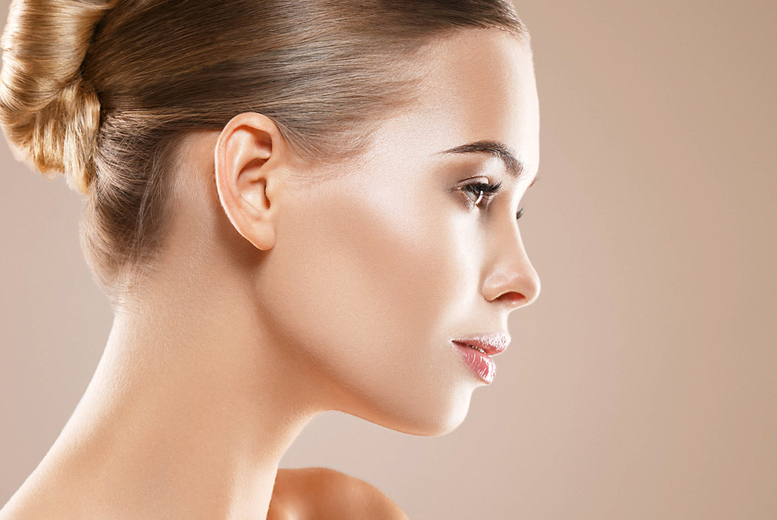 Image of £119 instead of £350 for a 2ml dermal filler treatment for the jaw, chin or cheek at FA Aesthetics, Hendon - save up to 66%