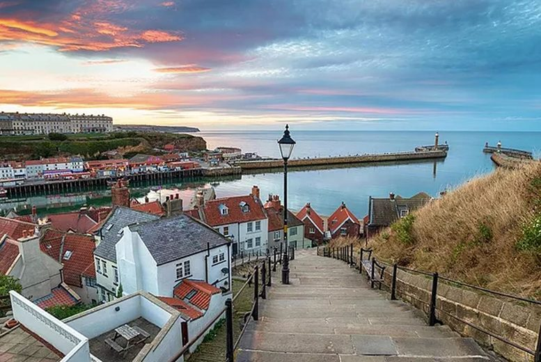 Image of A Whitby seaside apartment stay at Guillemot House for two people with a breakfast hamper. £79 for one night, £109 to include a spa treatment each - save up to 56%