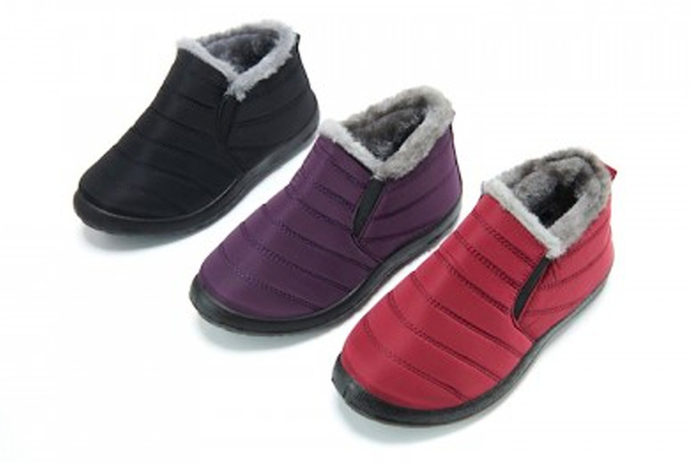Image of £15.99 for a pair of ladies winter thermal boots from Snow Paw