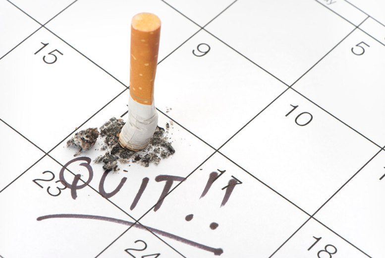 Image of £149 instead of £299 for a 'Stop Smoking' seminar lasting up to six hours with Allen Carr's Easyway - choose from 42 locations or or attend from the comfort of your own home via Zoom, and save 50%