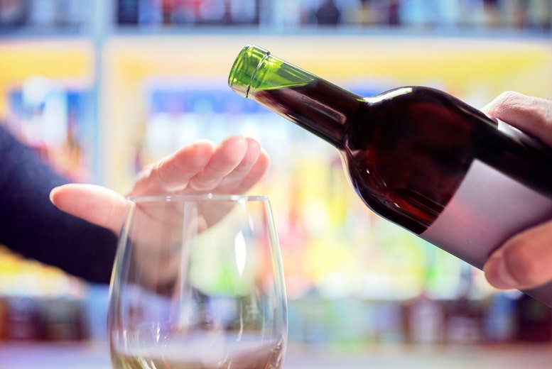 Image of £149 instead of £299 for a 'Stop Drinking Alcohol' live group seminar online or in person, lasting up to six hours with Allen Carr's Easyway - save 50%
